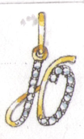 Подвеска (925)